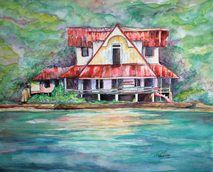 Doctor's Residence, Chacachacare
