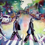 Abbey Road-SOLD