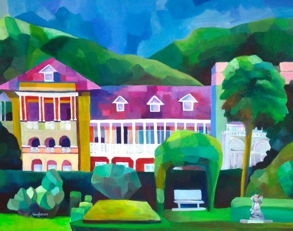 President's House, Port of Spain